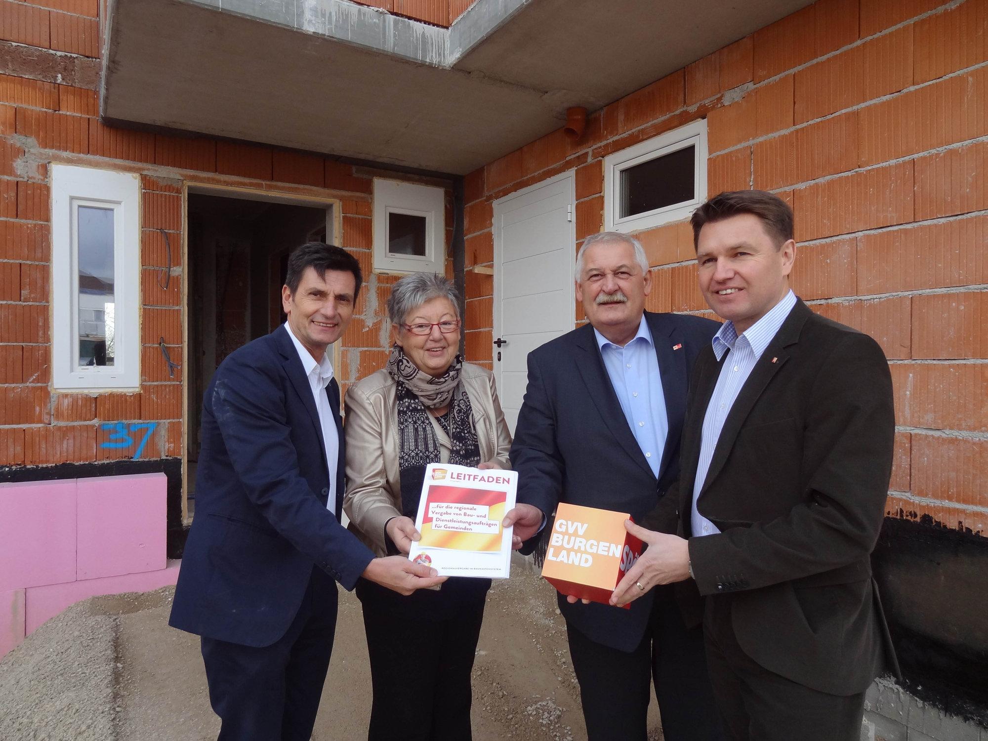 Bau Auf Burgenland Vergabe Leitfaden Für Gemeinden Schützt